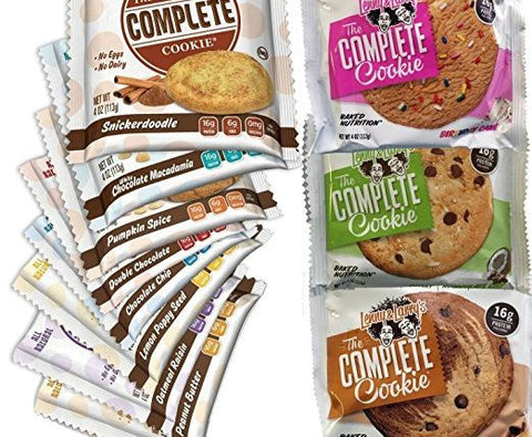 lenny and larrys vegan cookie brand