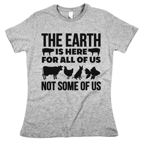 animal rights and activist tshirts
