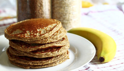 make your own vegan pancakes