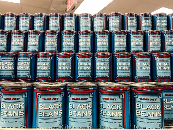 Canned Beans Grocery
