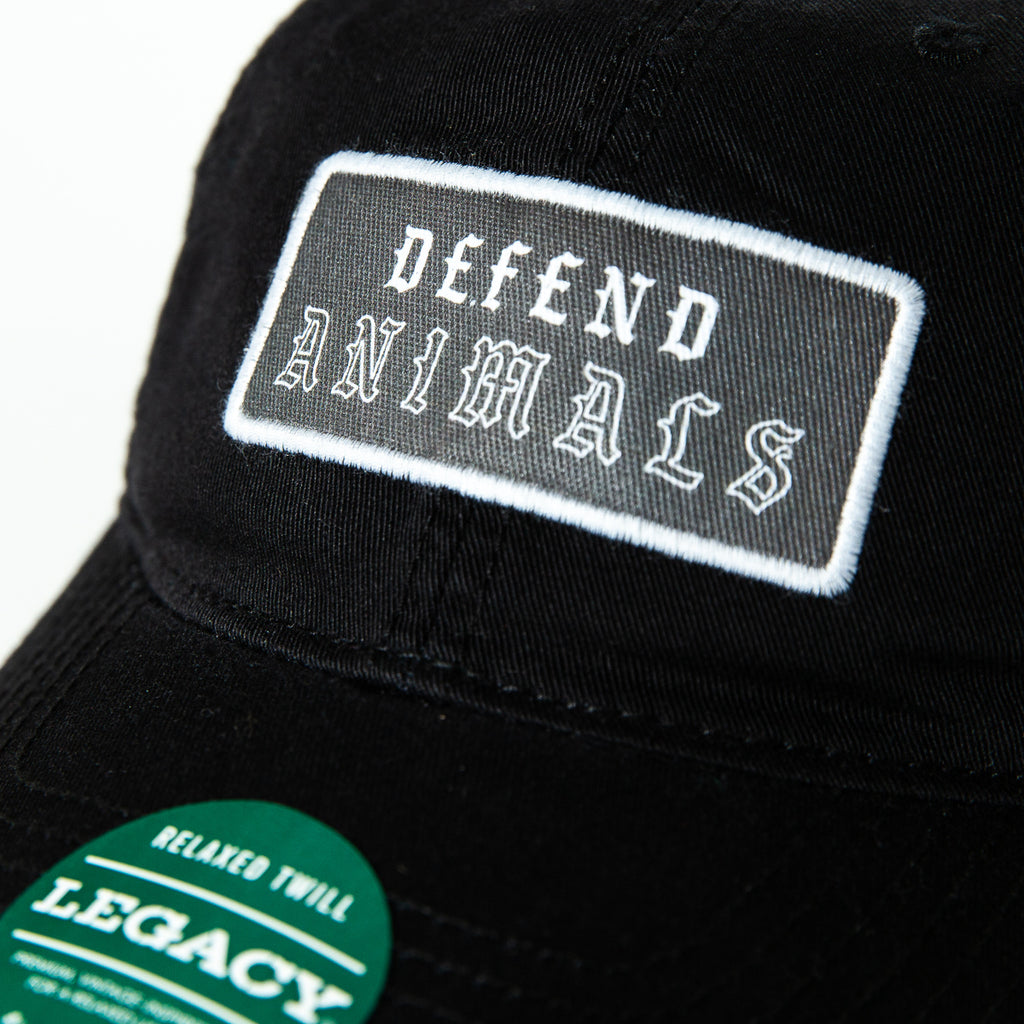 Defend Animals Vegan Hat