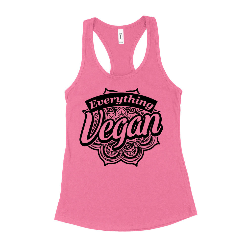 Everything Vegan Womens Tank