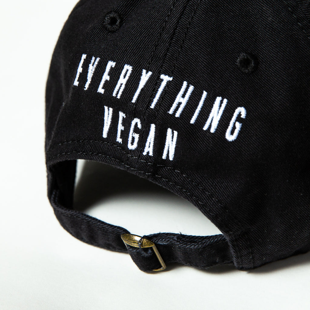 Herbivore Vegan Hat Back