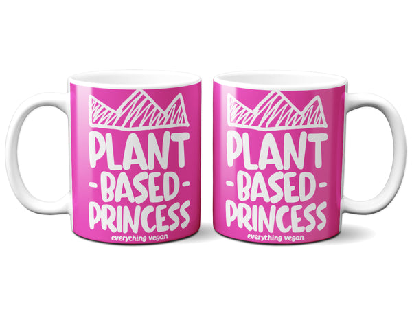 Plant Based Princess Mug