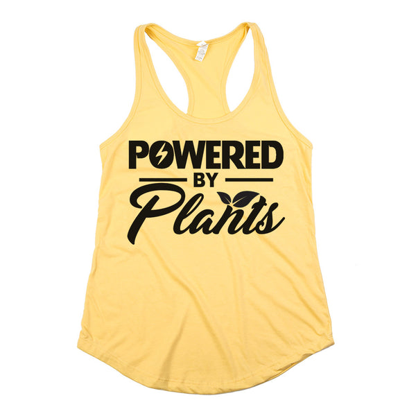 'Powered By Plants'