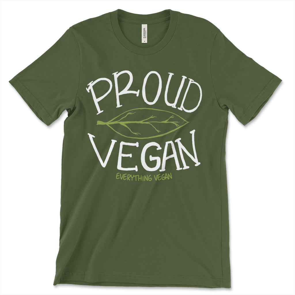 Proud Vegan Shirt