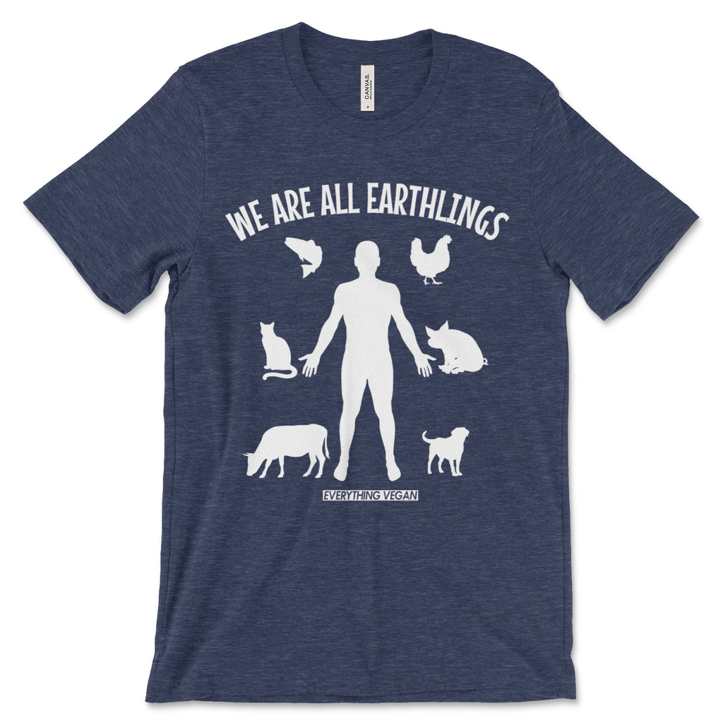 We Are All Earthlings Shirt