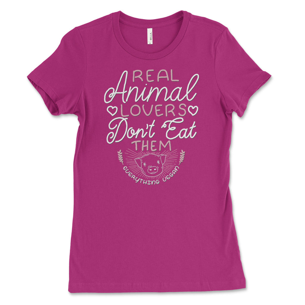Animal Lovers Women's T Shirt