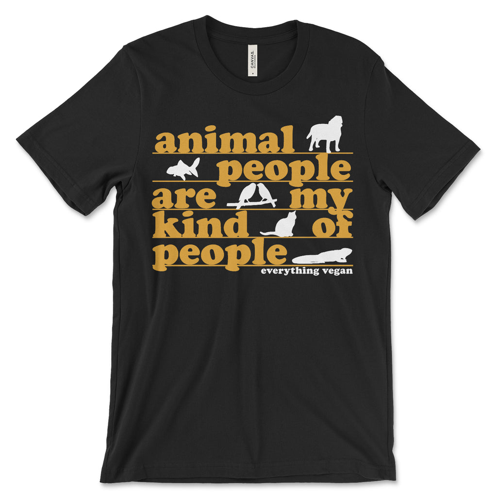 Animal People T Shirt