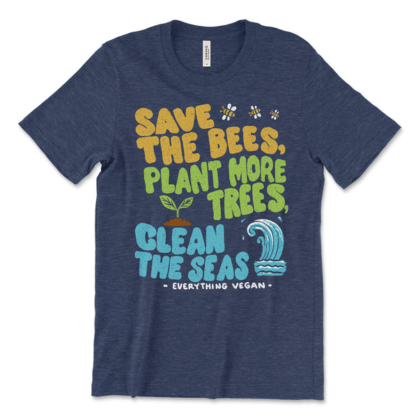 Bees Trees Seas Tee Shirt