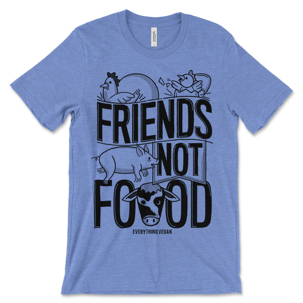 Friends Not Food Tee Shirt