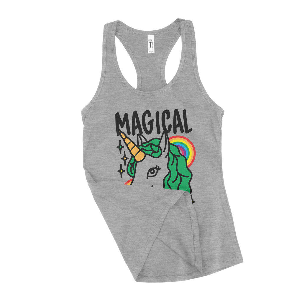 Magical Vegan Women's Tank Top