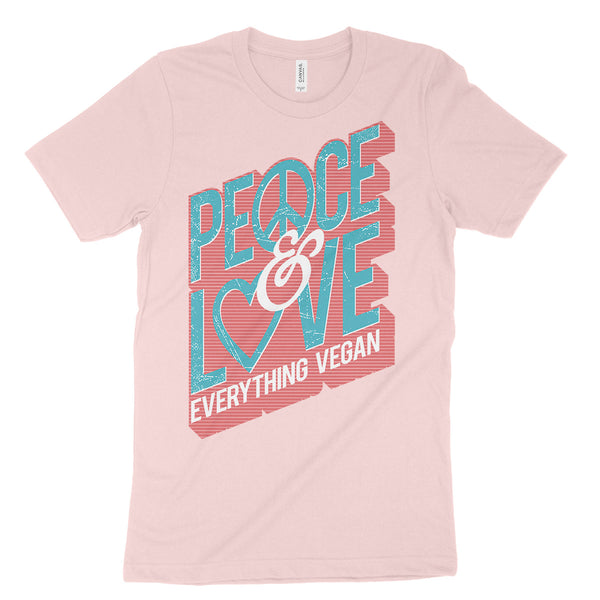 Peace & Love Tee Shirt