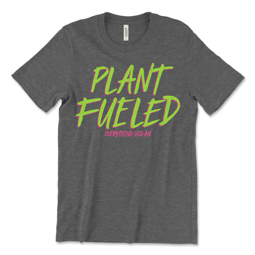 Plant Fueled Tee Shirt