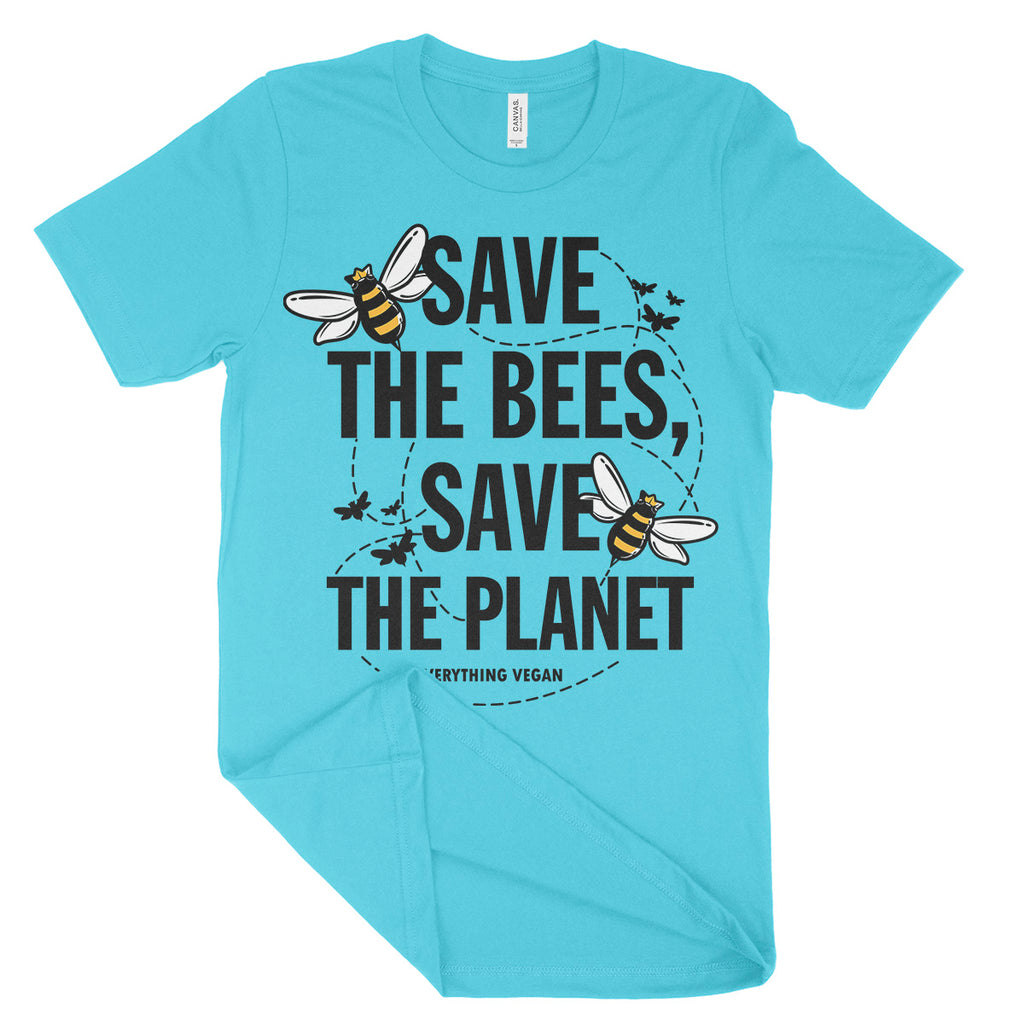 Save The Bees Tee Shirt