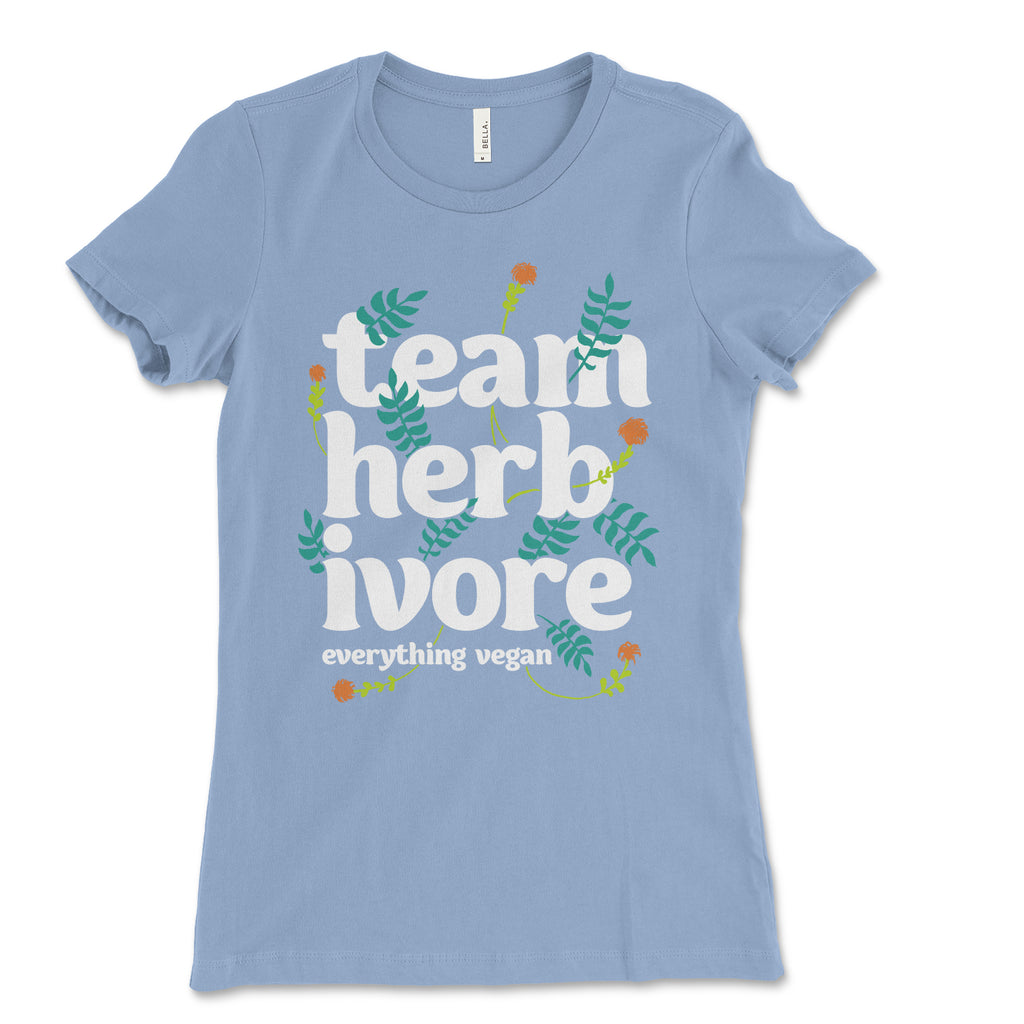 Team Herbivore Women's T Shirt