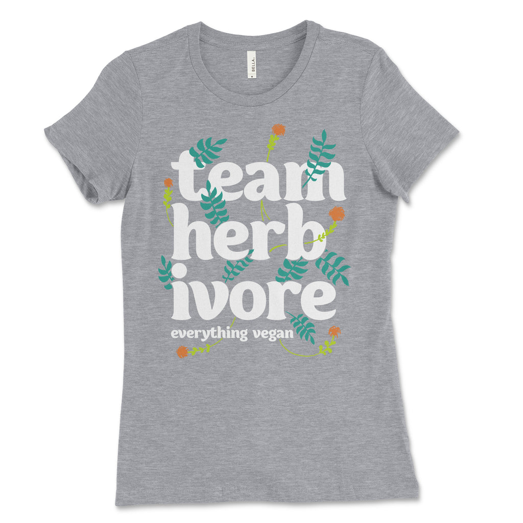 Team Herbivore Women's Tee Shirt