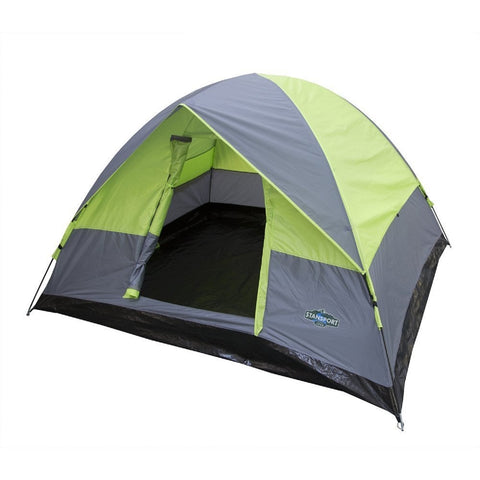 Stansport Aspen Creek Dome Tent - 7ft x 8ft x 54in