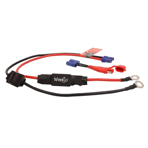 JumpStart Charging 2n1 Marine/Auto Replacement TetherHarness