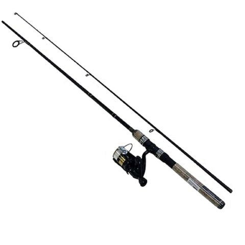 Daiwa D-Shock Reel and Rod Combo 6ft Medium/Light Action