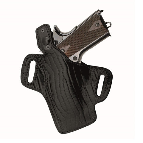 Tagua Premium Thumb Break Belt Holster SandW J Frame-Black