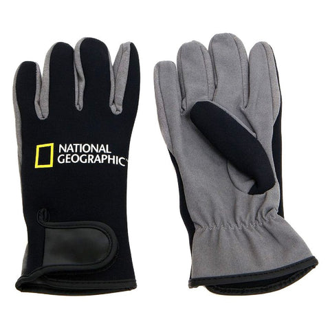 Nat Geo Diving Neoprene Gloves - Medium