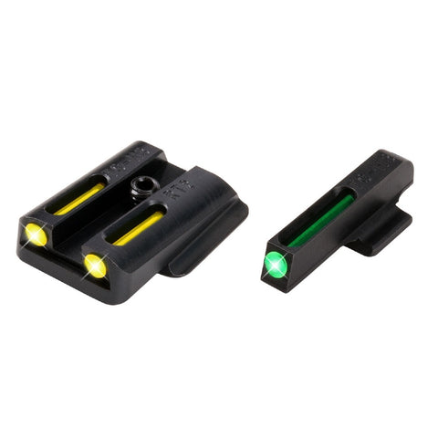 TruGlo TFO Ruger LC Set RS Handgun Sight-Yellow