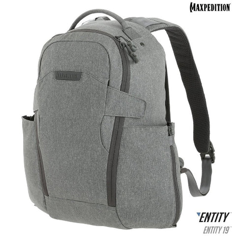 Maxpedition ENTITY 19 CCW-Enabled EDC Backpack 19L Ash