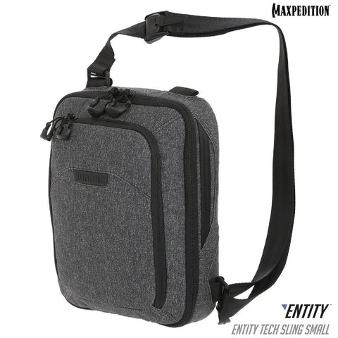 Maxpedition ENTITY Tech Sling Bag Small Charcoal