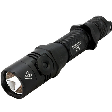Nitecore P26 1000 Lumen Tactical Flashlight