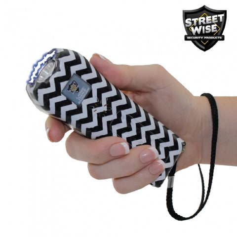 Cutting Edge Streetwise Ladies Choice 21 mil Stun Gun Black