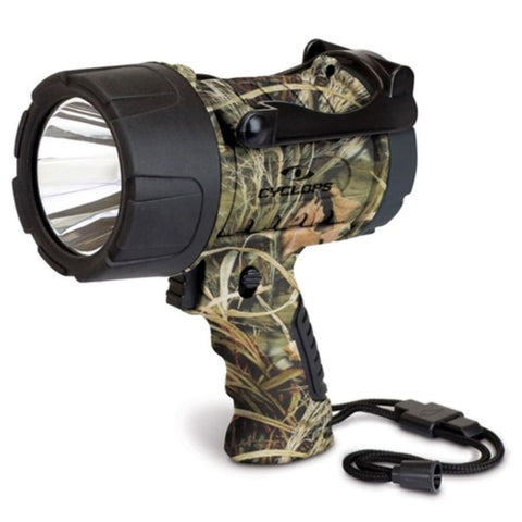 Cyclops 580 Lumen Handheld Rechargeable Spotlight