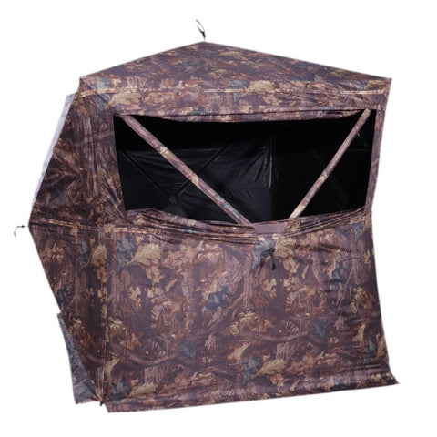 HME 3-Person Hub Ground Blind