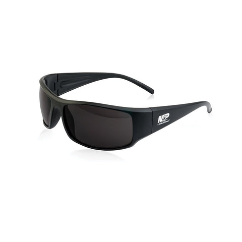 M&P Thunderbolt Full Frame Shooting Glasses Black/Smoke