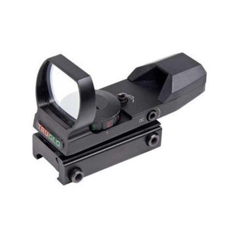 TruGlo Red-Dot Scope Open Dual Color Black