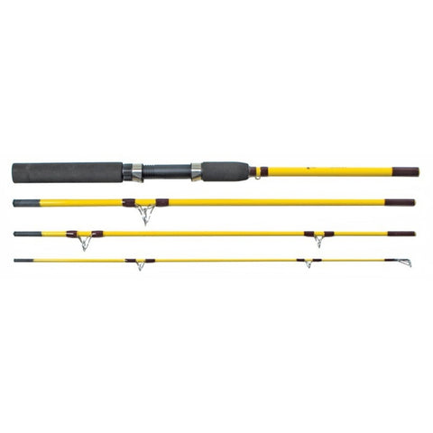 Eagle Claw Pack Rod Spin 6ft6M 4Pc