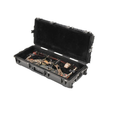 SKB 3i-4217-PL Injection-Molded Parallel Limb Bow Case Black