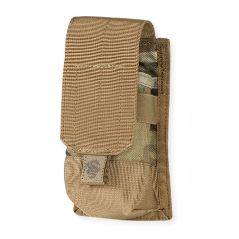 Tacprogear Single Rifle Mag Pouch Multicam