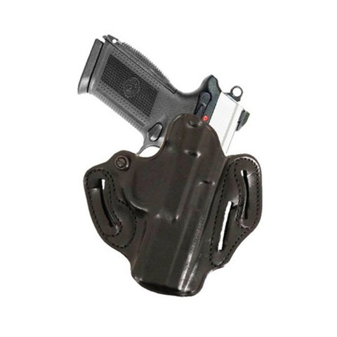 DeSantis RH Black Speed Scabbard Holster-SandW MP 9/40 45C