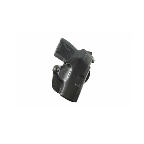 DeSantis RH Black Mini Scabbard Holster-XDS 9mm/45