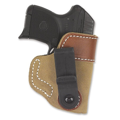 DeSantis RH Sof-Tuck Holster-Ruger SR9C/SandW MP shield 9/40