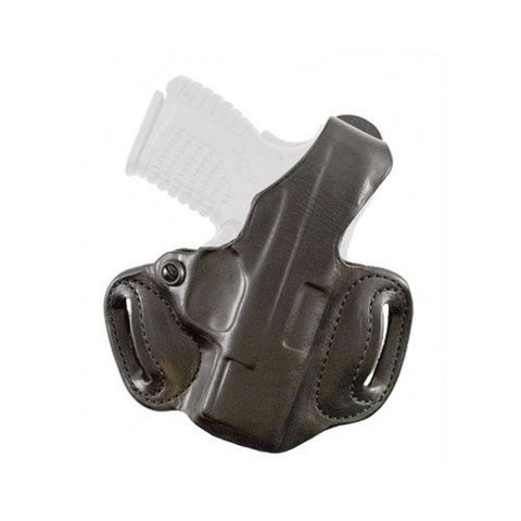 DeSantis RH Black Thumb Break Mini Slide-Ruger SR9 SR9C
