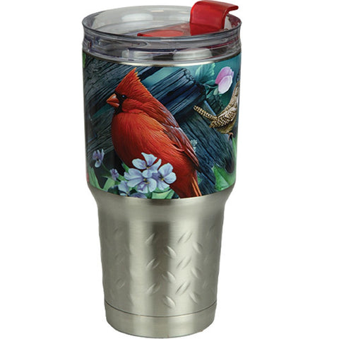 Rivers Edge Birds 24oz. SS Tumbler