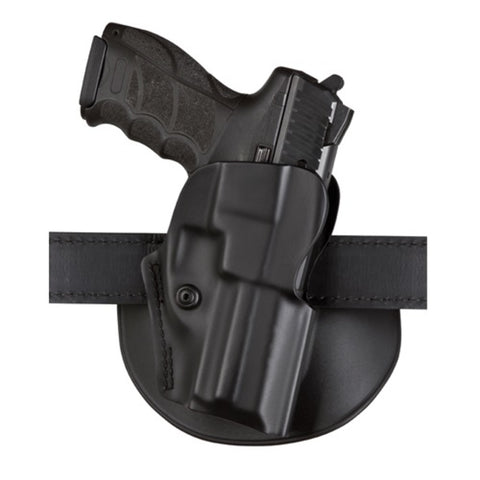 Safariland 5198 Open Top Concealment Holster Black RH