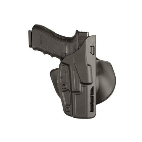 Safariland 7378 ALS Open Top Paddle Holster Black RH