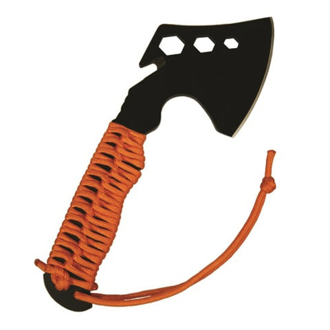 UST Para Hatchet FS with Orange Paracord