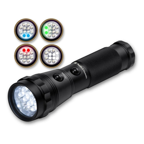 Smith & Wesson Galaxy 12 LED Flashlight