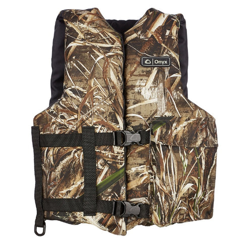 Onyx Realtree Max-5 Adult Sport Vest-Oversize