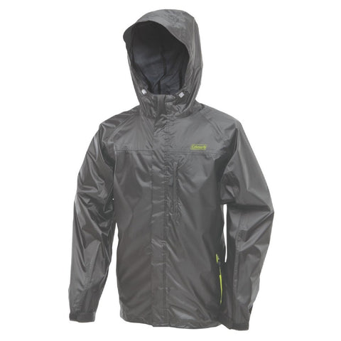 Coleman Rainwear Danum Jacket Grey/Green X-Large