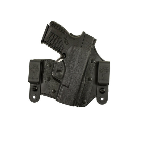 DeSantis Intruder SW MP 9/40-MandP CPT 9/40 Right Hnd Blck
